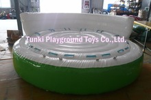 Inflatable Crazy UFO,Inflatable water ski tube with highly quality(China)