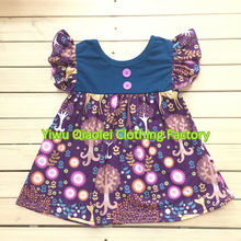 Small Stock cupcake girl dress high quality baby hot sell dresses(China)