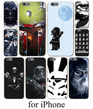 Star Wars Hard Case Cover for iPhone 7 7 Plus 6 6S Plus 5 5S SE 5C 4S Case Cover