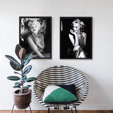 FULL HOUSE Movie Poster A4 Art Prints Canvas Marilyn Monroe Photo Wall Pictures No Frame Living Room Home Decor Paintings Gifts