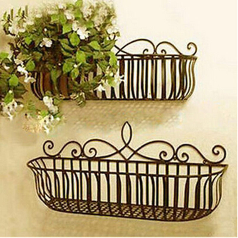 Set of 2 Water Hyacinth Rectangular Baskets  Laura Ashley