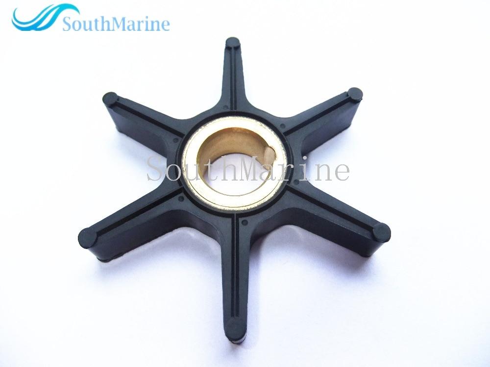 Mercury 47-803631T Quicksilver Black Rubber Marine Boat Water Pump Impeller