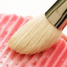 2017 Makeup Brushes Cleaning Glove Make up Washing Brush Silicone Scrubber Board Cosmetic Clean Brush Pincel maquiagem(China)