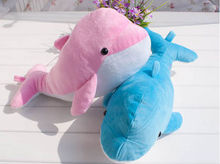 1m The  dolphin plush toy doll queen size doll dolls to send his girlfriend a birthday present