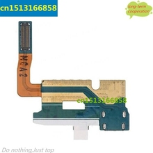 10 pieces/lot HK     For Samsung Galaxy Note 2 N7100 Charging  Dock Port Connector USB Flex Cable
