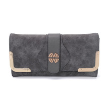 ANNA JONES Womens Canvas Wallet Clutch Bags Cheap Ladies Purses for Sale clutch for phone designer vkp1386(China)