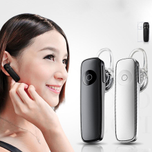 kebidumei High Performance Bluetooth Headset Wireless Headphones with Microphone For All Phone For PC Handsfree Ear Hook