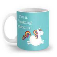 unicorn mugs coffee mugs ceramic Tea Cups home decal kitchen white mug beer cup porcelain cups Dishwasher&Microwave Safe(China)