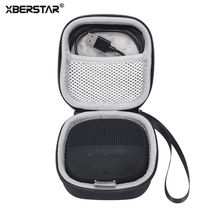 Buy XBERSTAR Protector Bag Case Bose Soundlink Micro Bluetooth Speaker Shockproof Hard EVA Storage Carry Pouch for $7.00 in AliExpress store