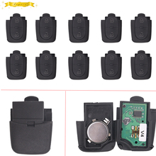 KEYECU 10pcs o lot 1J0959753A Car Remote Control Key 2 Button Smart Transmitter 433Mhz For VW For Volkswagen Passat Golf MK4(China)