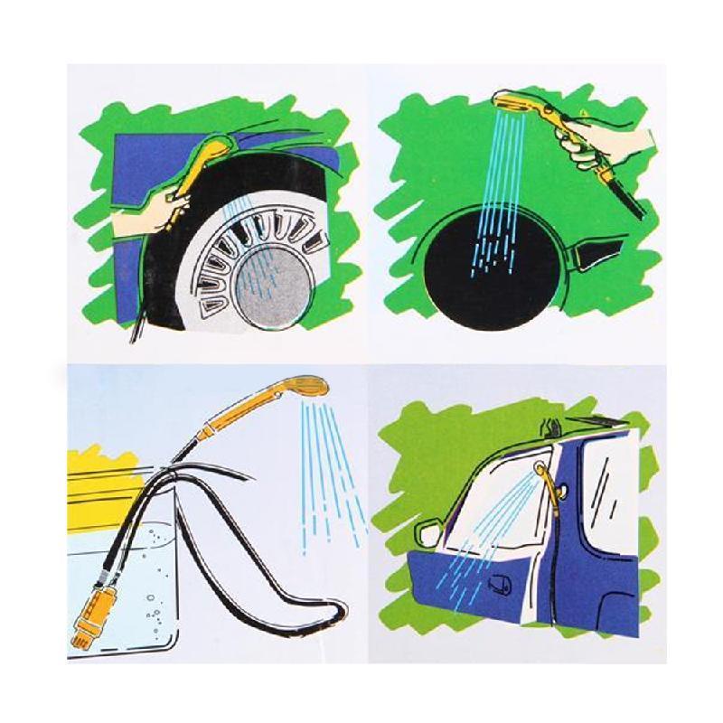 travel car washer
