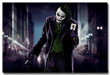 "NICOLESHENTING Joker - Batman Arkham City Arkham Origin Video Game Art Silk Poster 12x18 20x30 24x36"" Room Decor Pictures N017"