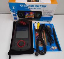 3.0 inch LCD Children Video Games Toy Handheld Game Player, Portable Game Console for Sega