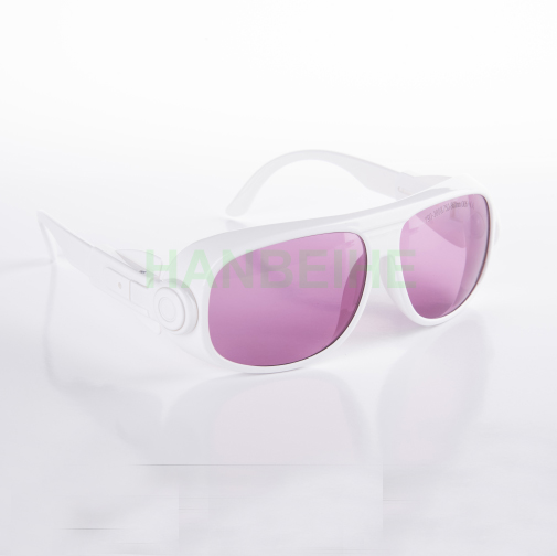 Laser Safety Glasses for 190-380nm &amp; 750-860nm O.D 4+ CE certified<br>