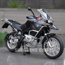 1:9 DIECAST METAL MOTORCYCLE MODEL TOYS R1200GS SPORT BIKE REPLICA(China)
