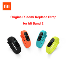 Buy Original Xiaomi Mi Band 2 Strap Belt Silicone Colorful Wristband Smart Bracelet Xiaomi Band 2 Accessories for $3.99 in AliExpress store