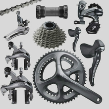 shimano Ultegra 6800 50/34 53/59 170/172.5mm11 Speed road bike bicycle groupset(China)
