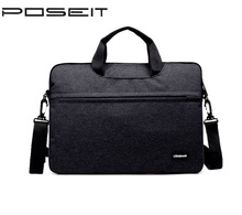 "NEW Computer briefcase Notebook Laptop sleeve shoulder bag for Apple MacBook Pro 13"" 15"" Air 11 12 Computer Accessories bag"
