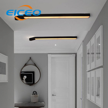 (EICEO) LED Ceiling Lamp Light New Match Simple Creative Office Living Room Bedroom Corridors LED Strip Ceiling Lamps Lighting