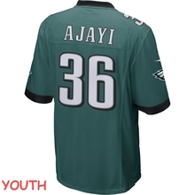 Youth Brian Dawkins Darren Sproles Jay Ajayi Zach Ertz Fletcher Cox jersey(China)