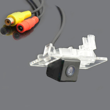 wire wireless LEDs Car rear parking camera for sony CCD Skoda Octavia Rapid Spaceback Superb New Passat SAGITAR Gran Lavida