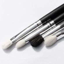 Pro 4pcs/pack Makeup Beauty Cosmetic Tools Eyeshadow Powder Foundation Blending Brushes Set(China)