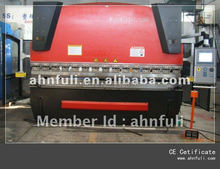 WC67Y Hydraulic bending machine/4000 mm press brake