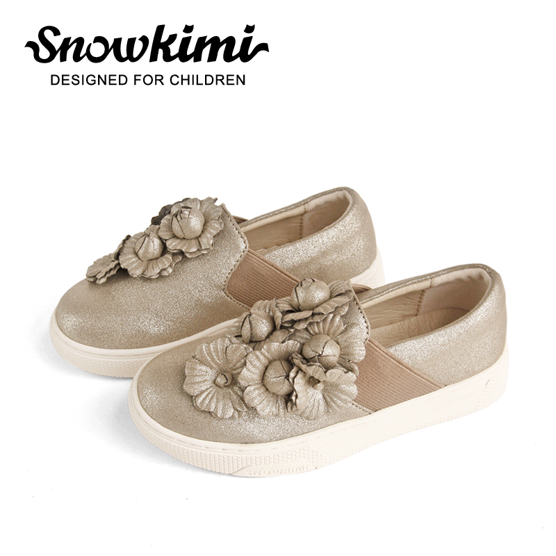 2018 New Spring Flower Casual Shoes for girls kind...