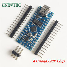 atmega328P Nano 3.0 Controller Board Compatible Arduino CH340 USB Driver - Baite Electronics-real tracking number store