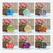 Free shipping lovely printing brocade clothing shape gift bags,14cm*12cm*,80pcs/lots,LSQZ3-1(China)