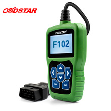 OBDSTAR F102 for Nissan Infiniti Auto key programmer Automatic Pin Code Reader with Immobiliser and Odometer Correction tool