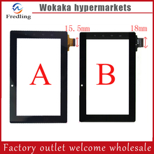 "7"" inch Touch Screen 300-N3690B-A00-V1.0 N3690B for Freeland PD10 PD20 15mm or 18mm Glass Panel Sensor Lens Replacement(China)"