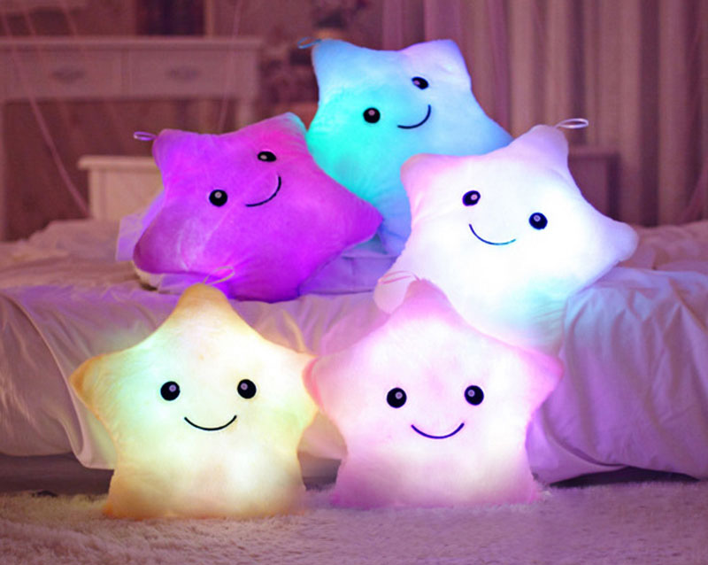 Star-Pillow-Plush-Toys-Cute-Luminous-Toy-Led-Light-Pillows-Doll-For-Children-Kids-With-Switch-Soft-5-Color-TL0091