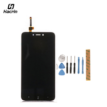 for Xiaomi Redmi 4X LCD Display+Touch Screen Tools Glass Panel Digitizer Accessories Replacement For Xiaomi Redmi 4X Pro 5.0inch(China)