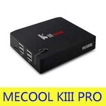 Buy Free MECOOL KIII PRO TV Box Amlogic S912 S2 T2 DVB Octa Core Smart Android 6.0 3G 16G Dual Band WiFi 1000M Media Player for $119.00 in AliExpress store