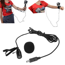 Professional Microphone USB Microphones Camera Stereo Accessory For Gopro Hero 3+/3/4 CX88
