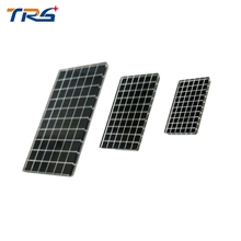 architectural model material model solar panels scale 1:30-75 model glass board for building layout