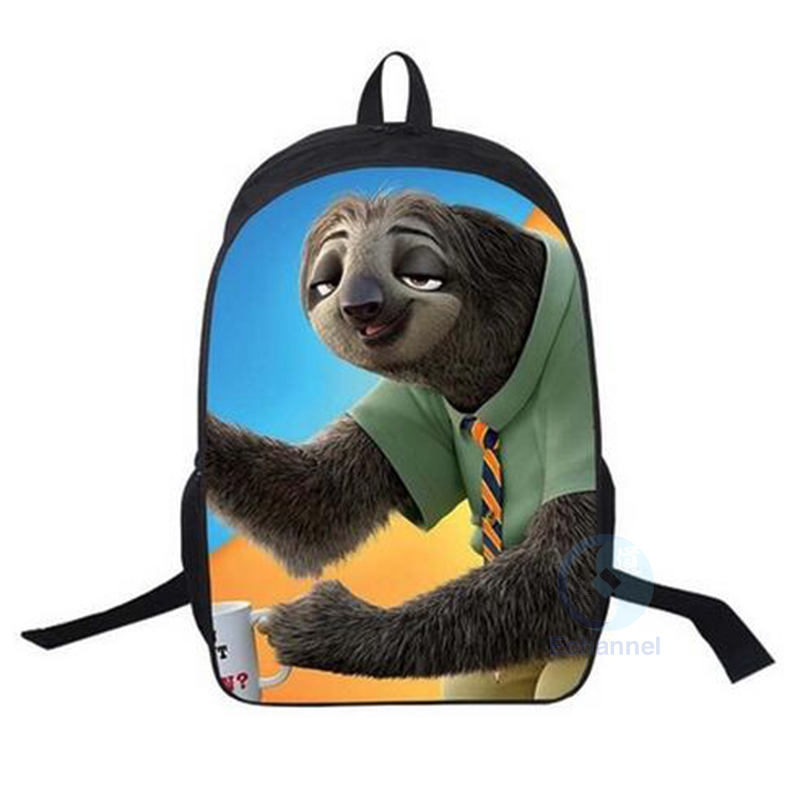 New Fashion For Apple Ipad Animal Backpack For Macbook Air / pro 15 Inch Unique Animated Cartoon Animals During The Laptop Bags<br><br>Aliexpress