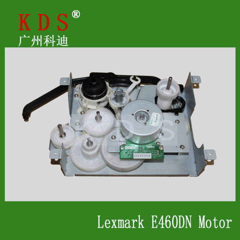 OEM Printer Spare Parts 40X5367 for Lexmark E460DN 260 360 462 X204 264 363 463DN 466DN Main Motor Assembly<br><br>Aliexpress