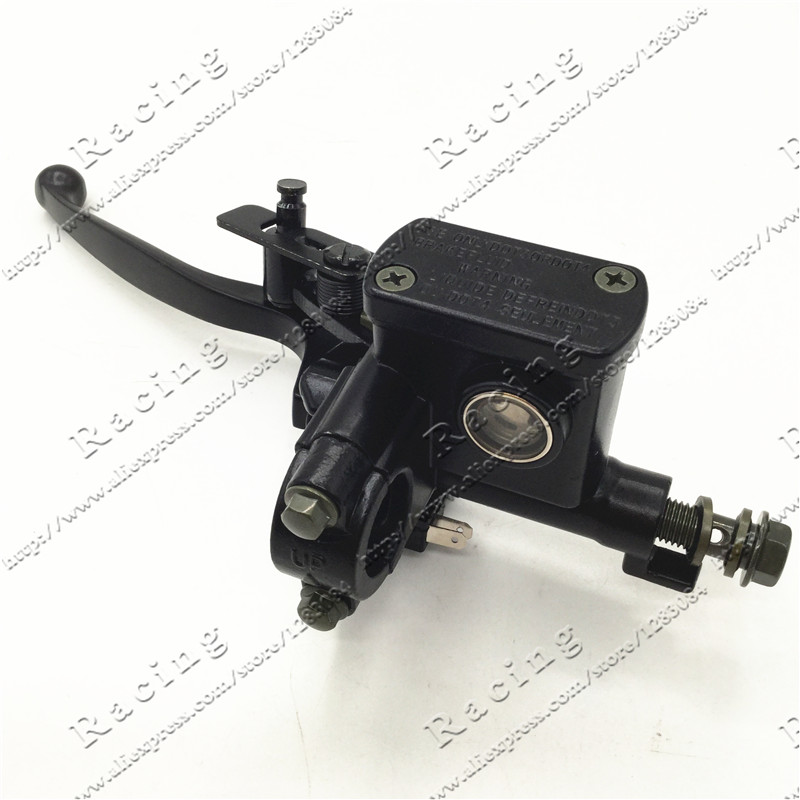 ATV rear disc brake left hydralic handle brake lever<br><br>Aliexpress