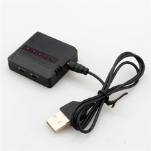 5 in 1 3.7V Lipo Battery Adapter Charger USB Interface for Syma X5 X5C X5C-1  not include the battery only charger