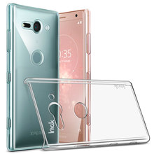 Buy sFor Sony Xperia XZ2 Compact Case IMAK Clear Crystal PC Hard Plastic Back Cover Phone Cases Sony Xperia XZ2 Compact for $4.10 in AliExpress store