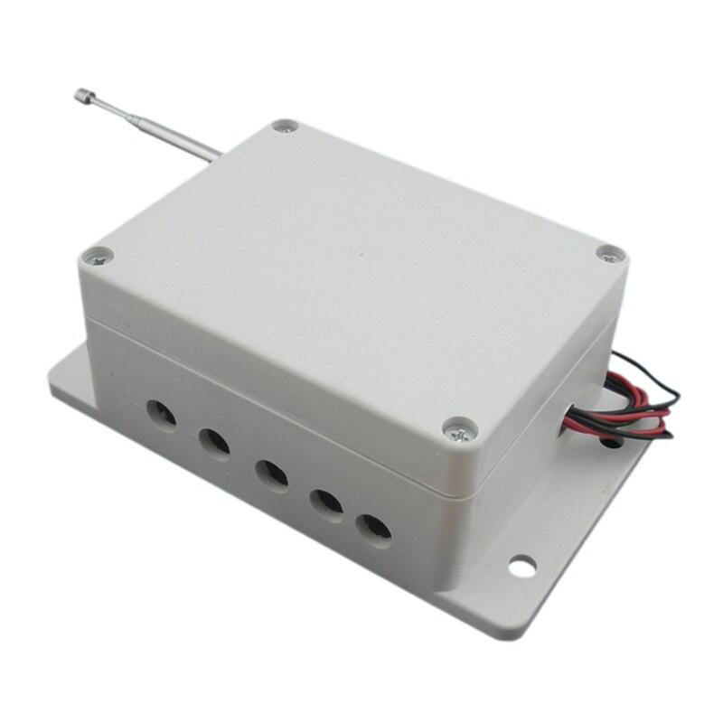 TD TAD-YK40A-2A-1000 220V Wireless RF Remote Control Relay Switch Transceiver+Receiver<br>