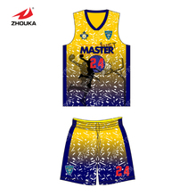 Cheap Professional Custom Basketball jersey Breathable free shipping