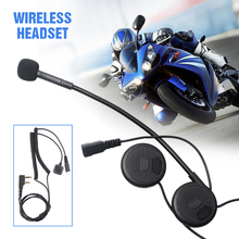 motorcycle helmet BT headset Bluetooth Enabled Cell Phone/MP3 /GPS automatically receive calls Stereo music
