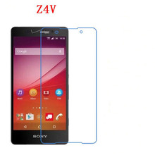ZLYLXL Soft Explosion proof for Sony XperiaZ4v Verizon XperiaZ3+Dual film touch Screen Protector(China)