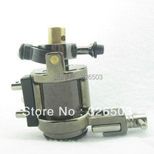 Black Hammer Quiet & Strong Rotary Motor Tattoo Machine Gun Supply RTM04-BK