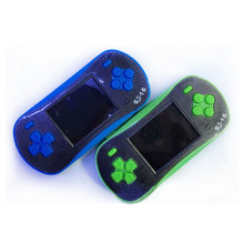 2.5Inch 16 Bit Game Console LCD Screen Color Display 260 Classic Games Portable Children's Handheld Game Player(China)