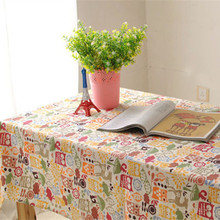 2015 New Rectangle Tablecloth For Wedding Linen Table Cloth Coffee Tables Covers Free Shipping Printed Woven Flag Home Party