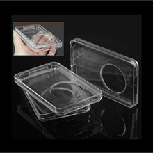 Running Camel Hard Clear Crystal Case Cover For iPod Classic 80GB 120GB 160GB with Full Body Protective Film